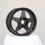 Rota Wheels Slipstream 1785 5X114.3 35 73 Satin Black