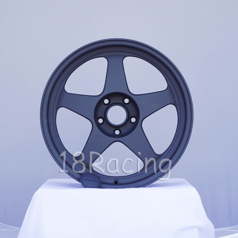 Rota Wheels Slipstream 1895 5X120 40 73 Magnesium Black