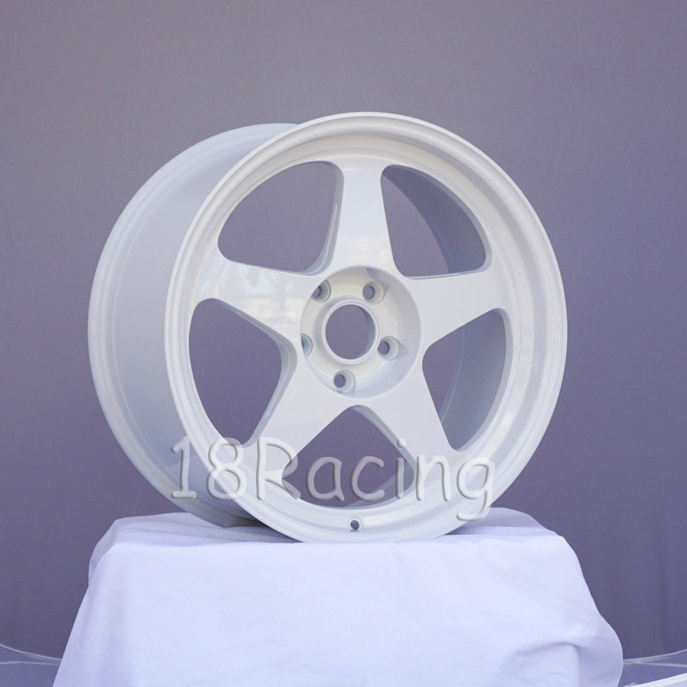 Rota Wheels Slipstream 1885 5x120 45 73 White