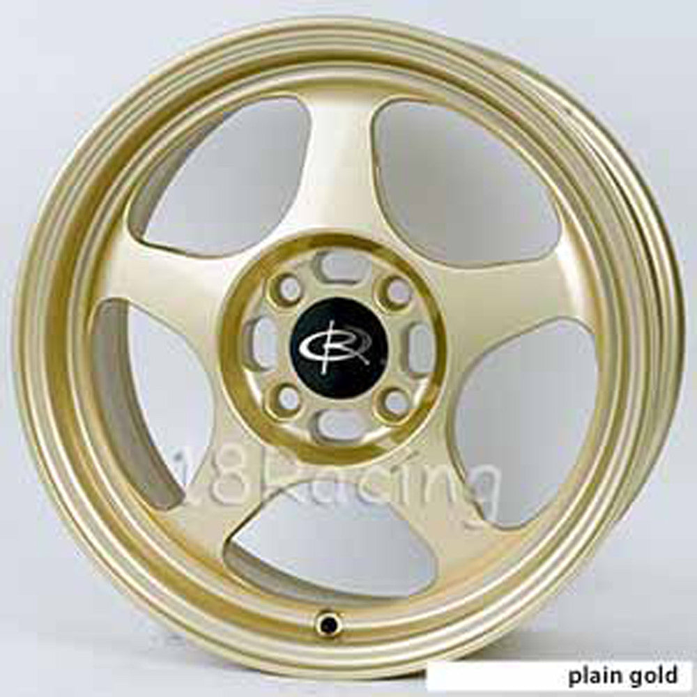 Rota Wheels Slipstream 1565 4X100 40 67.1 Gold