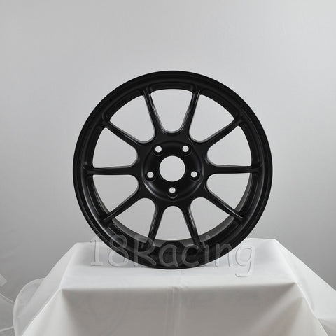 Rota Wheels SS10-R 1790 5x100 42 73 Flat Black