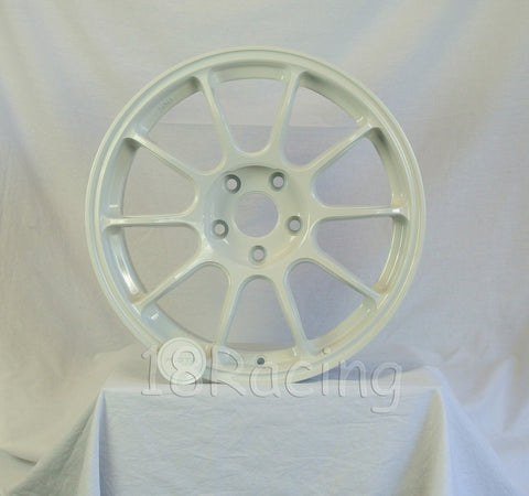 Rota Wheels SS10-R 1895 5x100 38 73 White