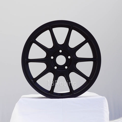 Rota Wheels Strike 1885 5x114.3 44 73 Flat Black