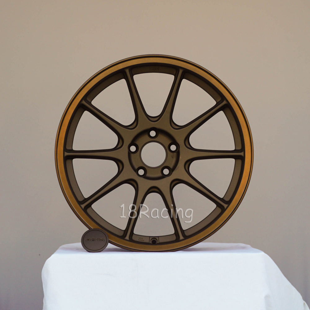 Rota Wheels Strike 1895 5x100 38 73 Speed Bronze