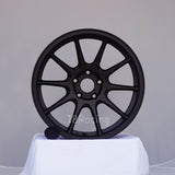 Rota Wheels Strike 1895 5x108 38 73 Flat Black