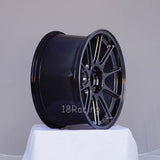 Rota Wheels Strike 1895 5x114.3 38 73 Hyperblack