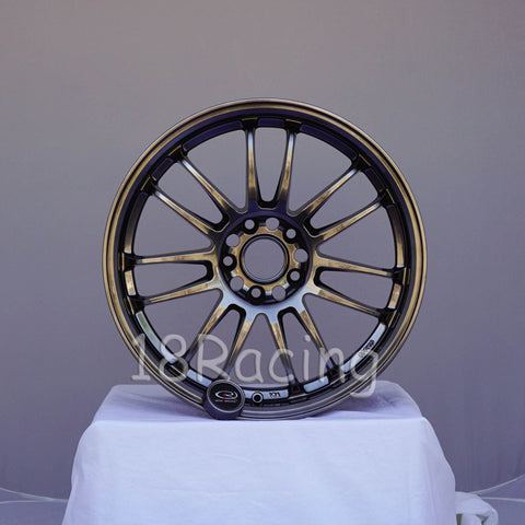 Rota Wheels SVN 1885 5x114.3 48 73 Hyperblack