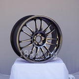 Rota Wheels SVN 1890 5x114.3 35 73 Hyperblack
