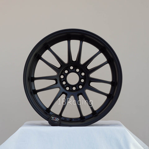 Rota Wheels SVNR 1810 5x100/114.3 30 73 Flat Black