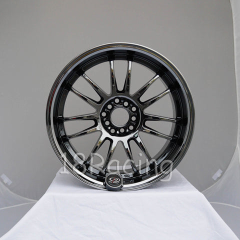 Rota Wheels SVNR 1810 5x100/114.3 30 73 Titanium Chrome