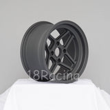 Rota Wheels TBT 1580 4X114.3 0 73 Magnesium Black