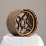 Rota Wheels TBT 1580 4X114.3 0 73 Speed Bronze