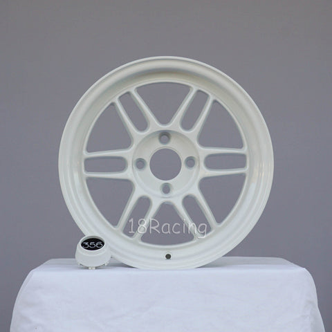 356 Wheels TFS-301 1570 4X100 35 67.1 White