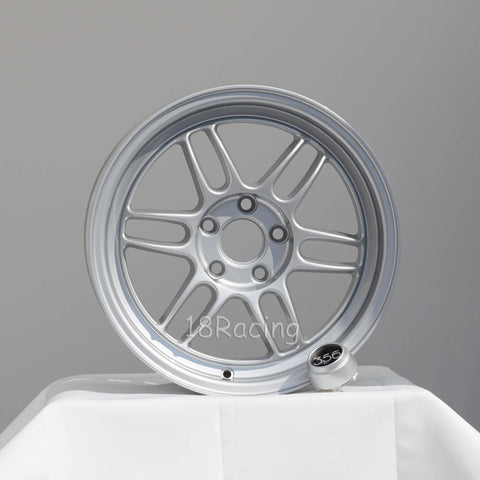 356 Wheels TFS-301 1570 5X100 35 57.1 Silver