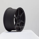356 Wheels TFS-401 1570 4X100 35 67.1 Flat Black