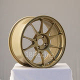 Rota Wheels Titan 1775 4x108 45 63.35 Gold