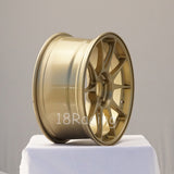 Rota Wheels Titan 1780 4x108 40 73 Gold