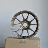 Rota Wheels Titan 1790 5x100 42 73 Full Royal Sport Bronze