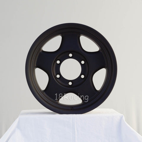 Rota Wheels Trail Blazer 1680 6X139.7 0 110 Flat Black