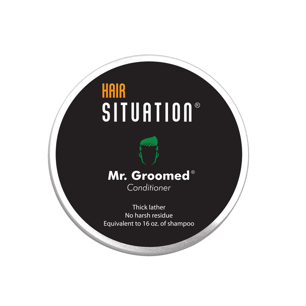 Hair Situation Mr. Groomed Conditioner Bar