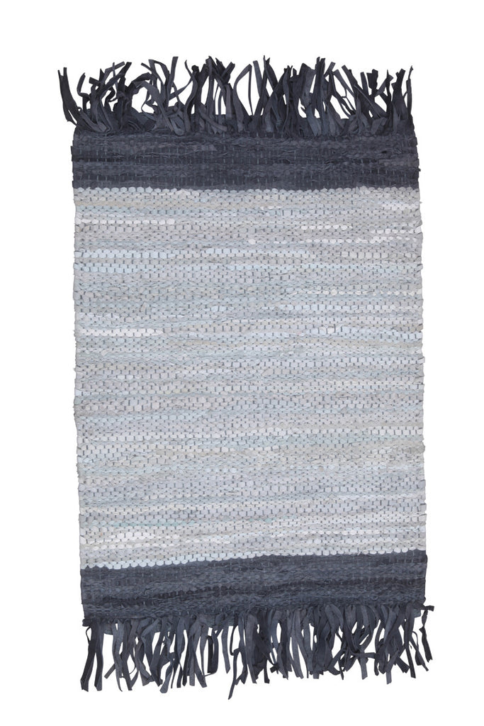 Ambre Door Rug: Ink **LAST ONE**