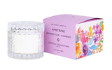 Mrs Darcy Petite Crystal Candle Ametrine