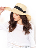 Lindsey Wide Brim Hat