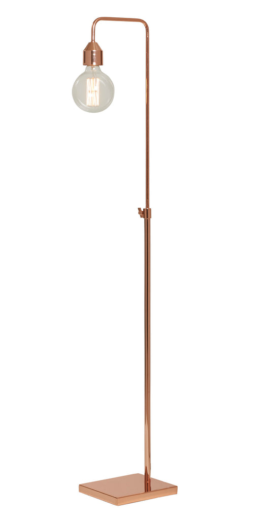 Ava Floor Lamp: Copper **LAST ONE**