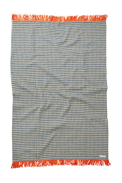 Sage and Clare Celine Waffle Bath Sheet