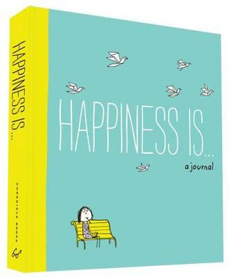 Happiness Is...  Flexi Journal **LAST ONE**
