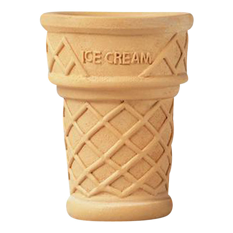 Ice-Cream Planter: Natural