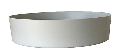 Melamine Serving Bowl Stone