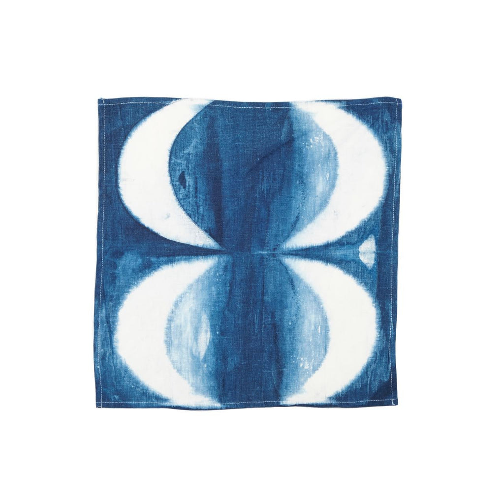 Lumiere Art + Co Moon Phase Linen Napkins