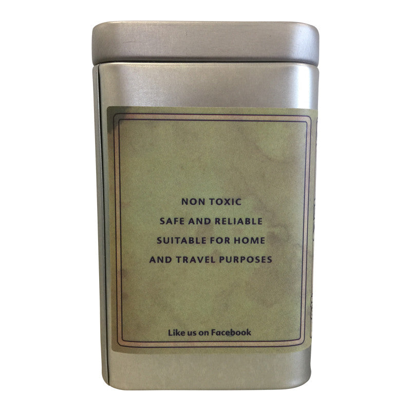 Quandialla Candle Tin: Pink Pepper, Tuberose & Patchouli **LAST ONE**