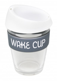 General Eclectic Takeaway Cup - Wake Cup