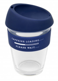 General Eclectic Takeaway Cup - Caffeine Loading