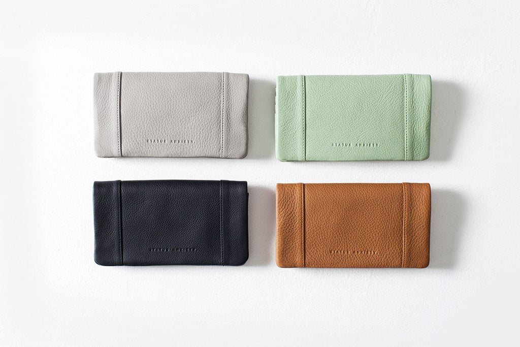 Some Type Of Love Wallet: Mint **LAST ONE**