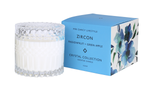 Mrs Darcy Crystal Candle Zircon