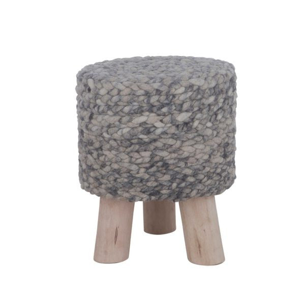 Ahara Mini Stool: Marle