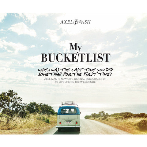 My Bucketlist