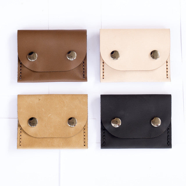 Double Dutch Wallet: Tan **LAST ONE**