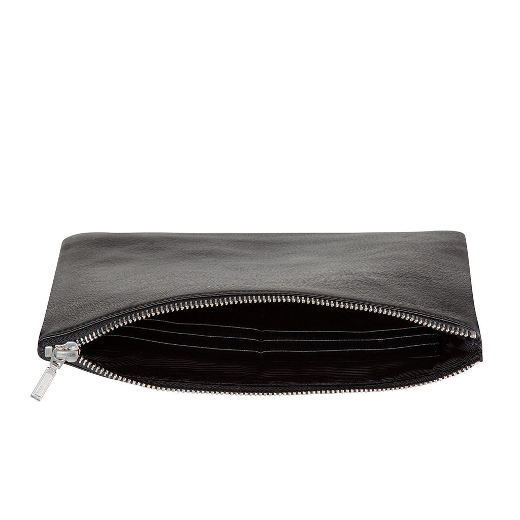 Status Anxiety Anti-Heroine Clutch Black