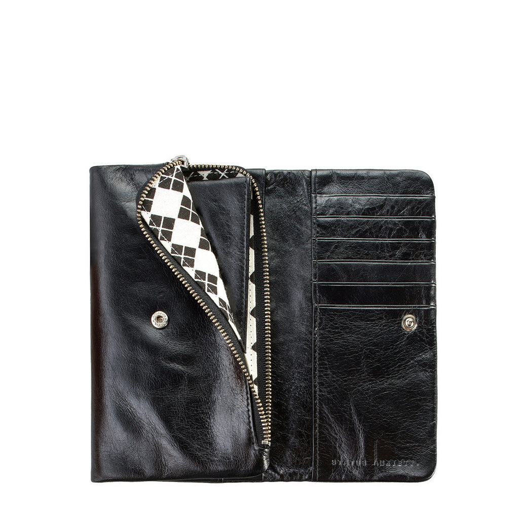 Audrey Wallet: Black **LAST ONE**