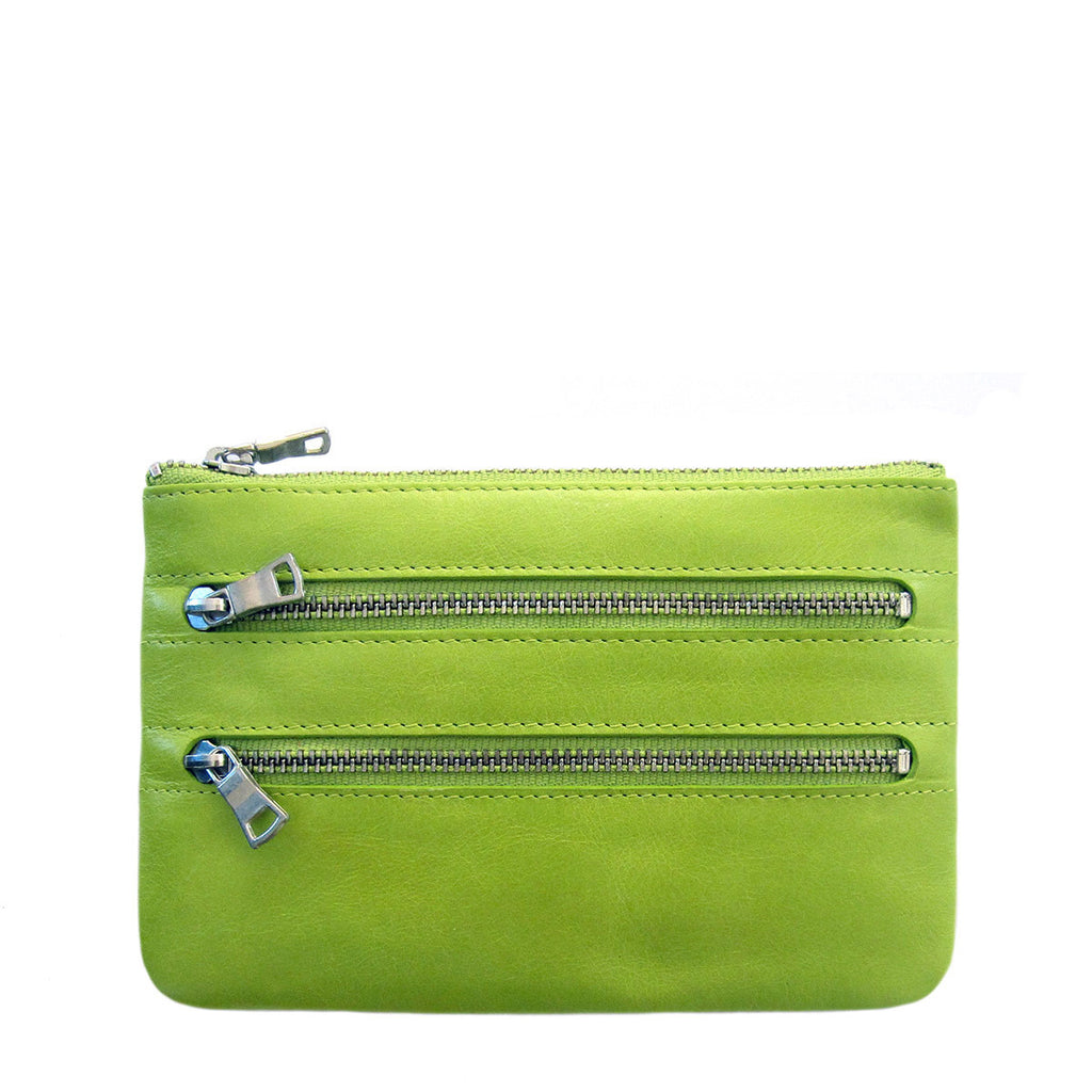 Molly Wallet: Lime **LAST ONE**