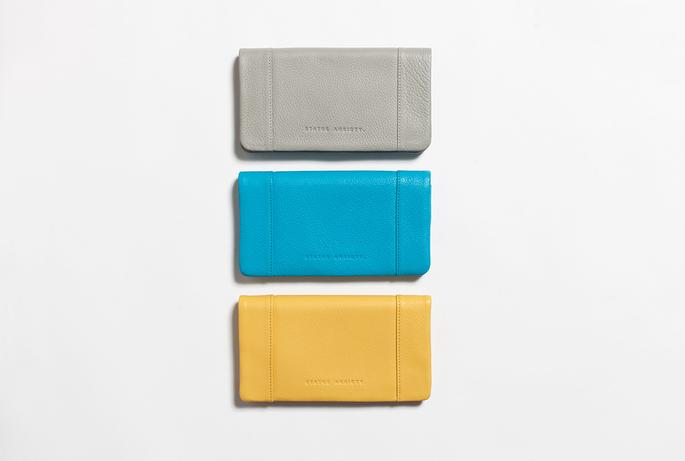 Some Type of Love Wallet: Yellow **LAST ONE**