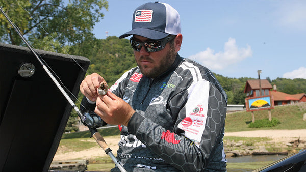 Finding the Perfect Bass Fishing Recipe with Michael Neal