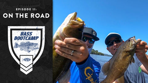 Bass Boot Camp 2019 - Ep. 11: On The Road