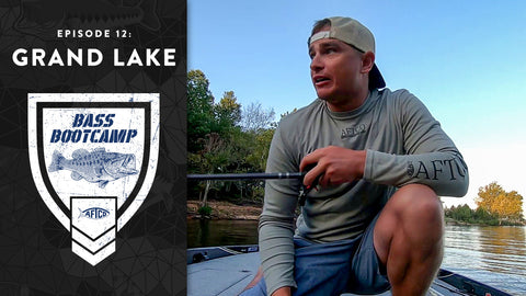 Bass Boot Camp 2019 - Ep. 12: Grand Lake