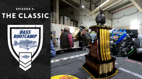 Bassmaster Classic - Bass Boot Camp Ep. 6