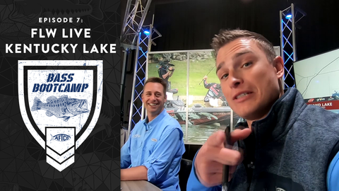 FLW LIVE & Kentucky Lake - Bass Boot Camp Ep. 7